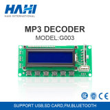 Amplifier Board Bluetooth MP3 Circuit Board Support USB SD FM Bluetooth 5V/12V
