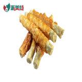 Natural Dry Pet Food Chicken Wrap Grain Sticks