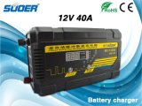 Suoer Digital Display Entire Pulse Battery Charger 12V 40A Universal Auto Battery Charger (MC-1240A)