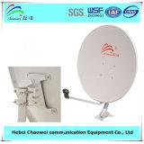 Outdoor Satellite Dish Antenna Ku Band 75cm Satellite Antenna