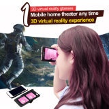 Portable Figment Virtual Reality Vr Case 3D Glasses for Phone