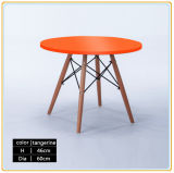 Fashion HDF Table Dining Table Round Table