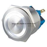 25mm Stainless Steel Ring Illuminated Indicator (IP65 waterproof)