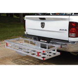 Aluminum Cargo Carrier with 500lb Tongue Weight Capacity