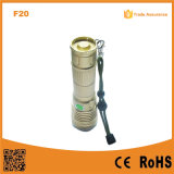 F20 Best Powerful Rechargeable Xm-L U2 LED Torch Light