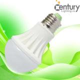 8W Aluminum Body A60 E27 LED Light Bulb