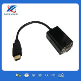 HDMI to VGA Adapter Cable with Audio Input