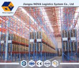Ce Certificated Heavy Duty Pallet Racking with High Density
