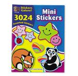 Assorted Mini Self-Adhesive Stickers (GB-027)