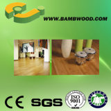 Natural Carbonized Bamboo Flooring in China