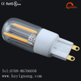 Hot G9 LED Filament Bulb G9 Lamp with Ce RoHS UL Factory Direct Sales