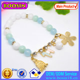 Big Crystal Charm Bracelet #31451
