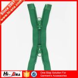 Accept OEM New Products Team Custom Double Zipper