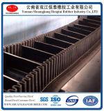 Corrugated Sidewall Rubber Conveyor Belt (0-90degree transport)