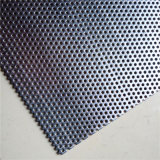 Perforated Metal Mesh as Protective Cover of Machine