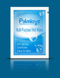 Easy to Take Single Pack Wet Tissue Portable Wet Wipes