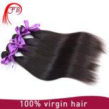 Virgin Human Hair Brazilian Hair Extension Silky Straight Hair Weaving