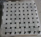 New Basket Wave Marble Mosaic Tile, Mosaic for Floor