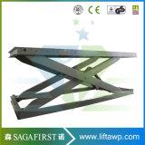 1000kg China Static Scissor Lift Platform with CE