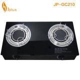 Tempered Glass 2 Burner Gas Cooker Jp-Gc201