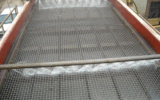 Tec-Sieve Mining Woven Wire Screen Cloth in Stainless Steel