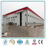 Prefab Steel Warehouse North China Steel and Building Materials Co.