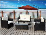 Kd New Rattan Wicker Conservatory Outdoor Garden Furniture Set