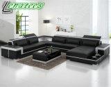 G8020 New Model Leather Functional U Shaped Sofa