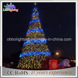 Holiday Wholesale Outdoor Giant PVC Christmas Decoration Tree Light