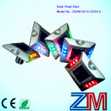 LED Aluminum Roadway Safety Solar Road Stud / Solar Road Marker