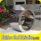 Keenhai Stainless Steel Metal Decorative Flower Pot