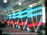 P20mm Indoor Aluminum Cabinet Transparent Curtain for Stage Background