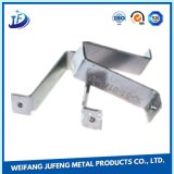 Customized Deep Drawn Metal Stamping Parts with Zinc Plating