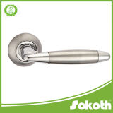 Hot Sell Zinc Alloy Industrial Door Handles, Door Hardware