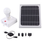 Small Solar Lighting Kits for Home&Outdoor &Mobile Charger