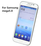 Tempered Glass Screen Protective Film for Samsung Mega 5.8 0.3mm Thickness 2.5D Wholesale