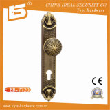 High Quality Brass Door Plate Lock Handle (BB-7720)