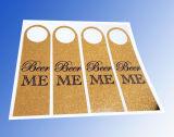 High-End Golden Glittering Stickers (ST-021)