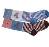 Newst Design OEM Children Cotton Terry Pots Socks