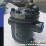 Vatac ANSI Class150lbs/Class300lbs Inverted Bucket Steam Trap with Thread/NPT Ends