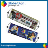 Printed Advertising Telescopic Banner Flag (GHSB-A)