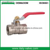 Customized Quality Forged Brass Female Ball Valve (AV1009)