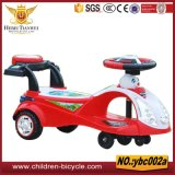 Kid Sport Bike Toys/Children Tricycle with Blink Light Wheel Wholesale Bicycle Trike Swing Car