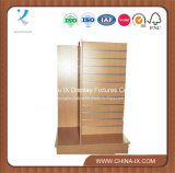 Four Sides Wooden Display Rack and Display Stand