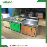 Portable Supermarket Promotion Table for Sale