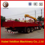 Mobile FAW 15 Tons Truck Mounted Crane