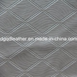 Special Quilting Pattern Decoration Furniture Leather (QDL-51386)