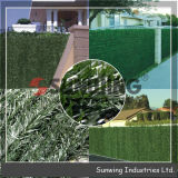 Outdoor Decorative Artificial Boxwood Hedges Fence