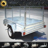 Mini Trailer Sale Box Trailer with Open Type Optional
