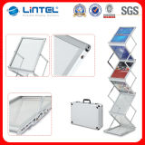 Transparent Acrylic A4 Fast Assembling Brochure Holder (LT-05B)